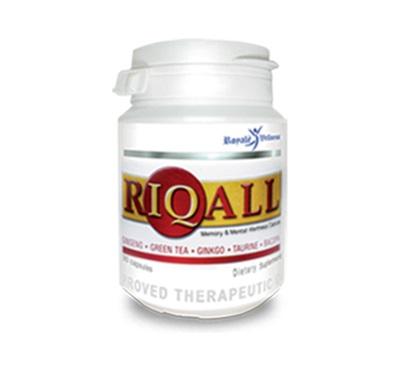 royale riqall boosts memory brain-power